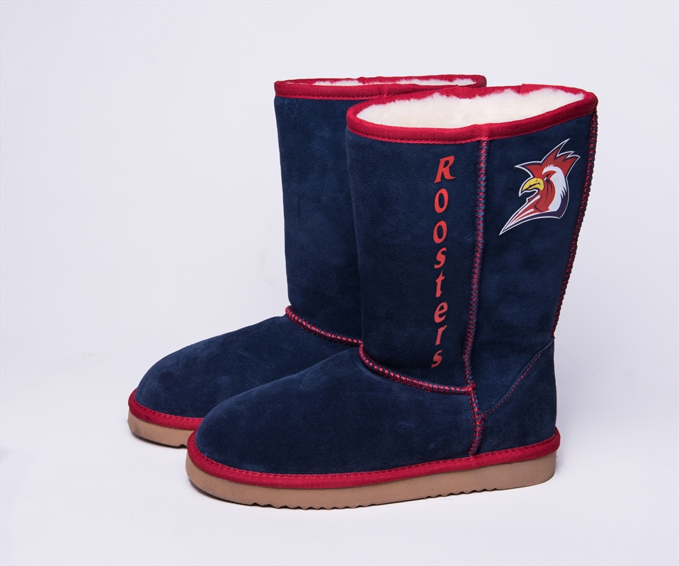Roosters Adult Uggs