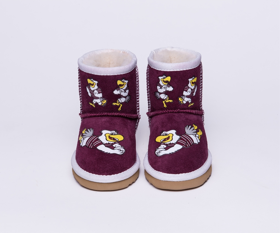Sea Eagles Youth Uggs