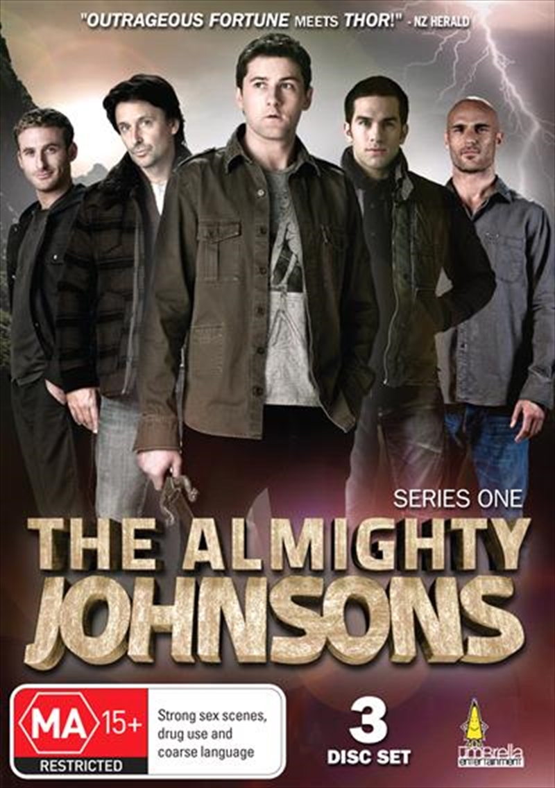 the almighty johnsons season 3 episode 8