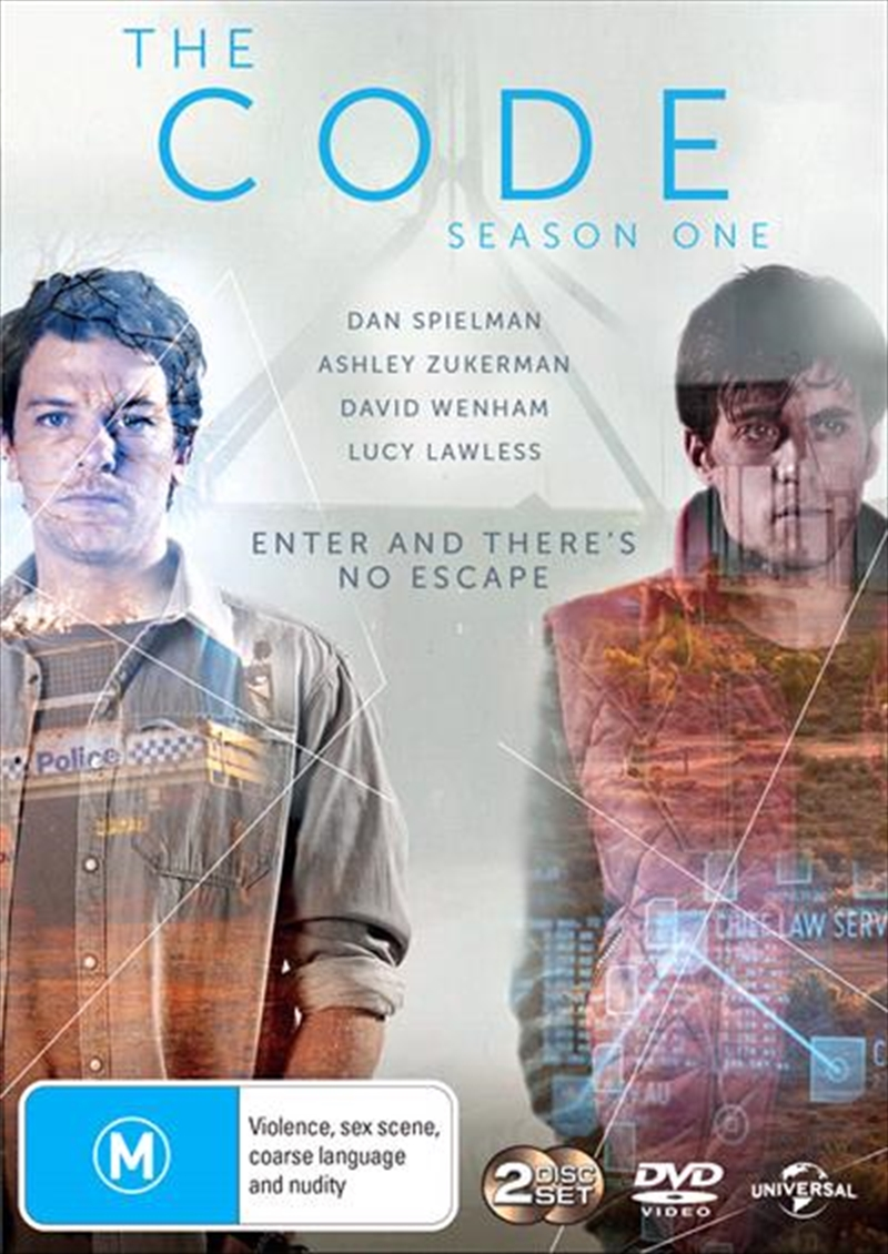 Code, The - Season 1 | DVD