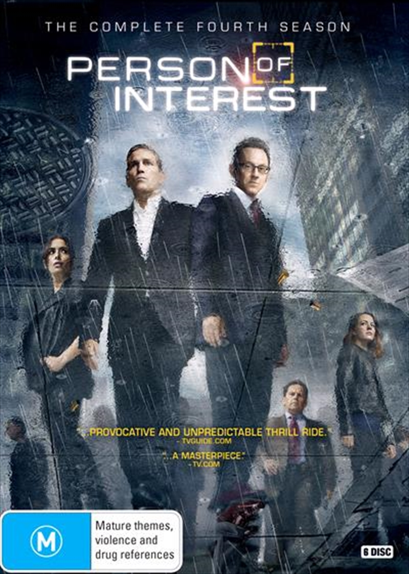 Person Of Interest - Season 4 | DVD