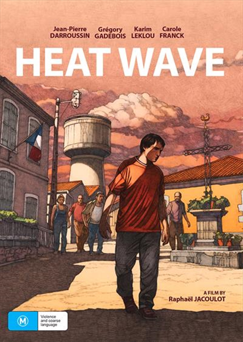 Heatwave | DVD