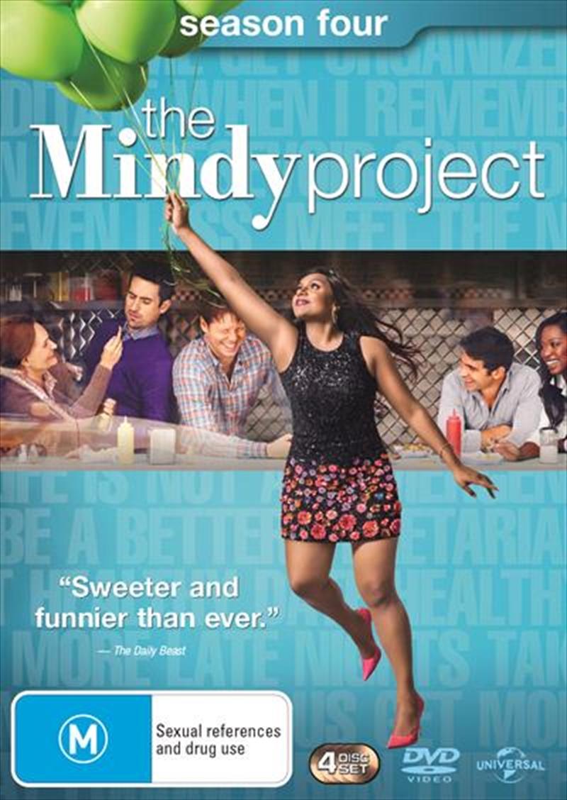 Mindy Project - Season 4, The