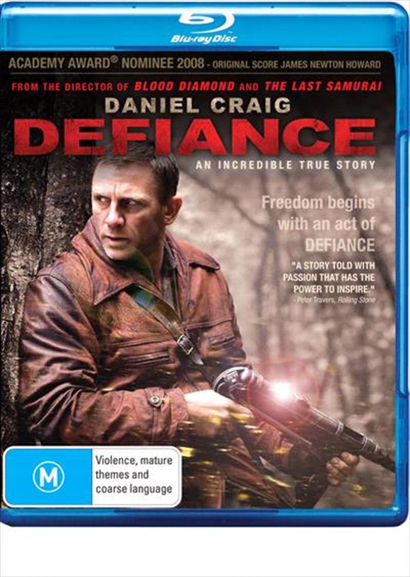 Defiance | Blu-ray