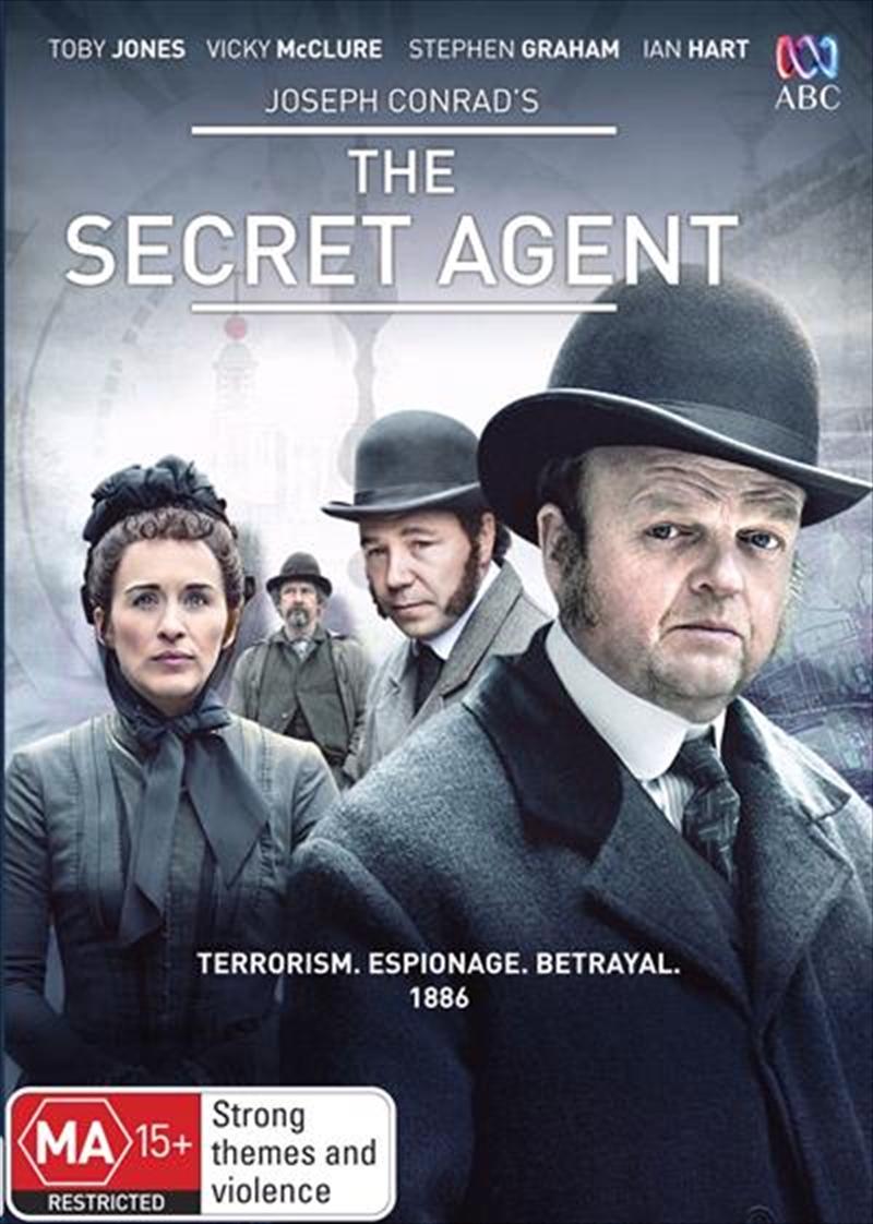 Secret Agent, The | DVD