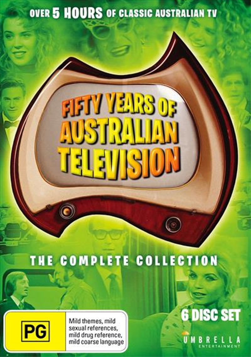 50 Years of Television in Australia