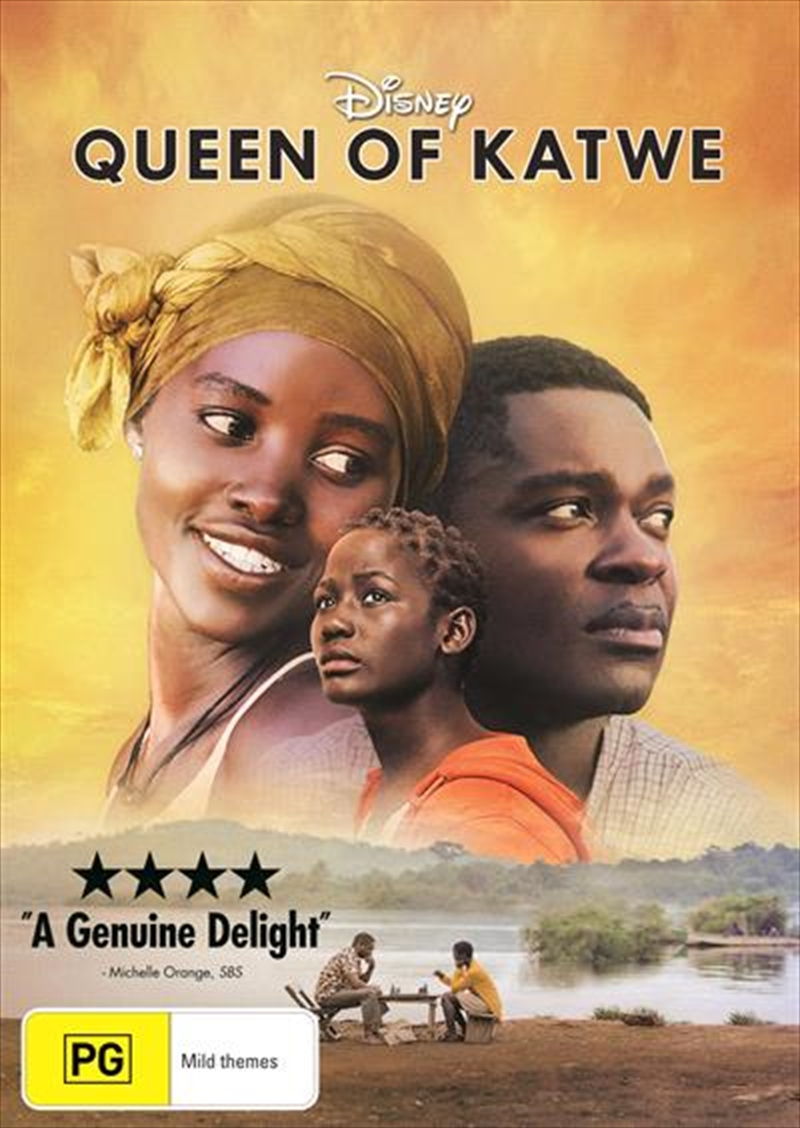 Queen Of Katwe | DVD