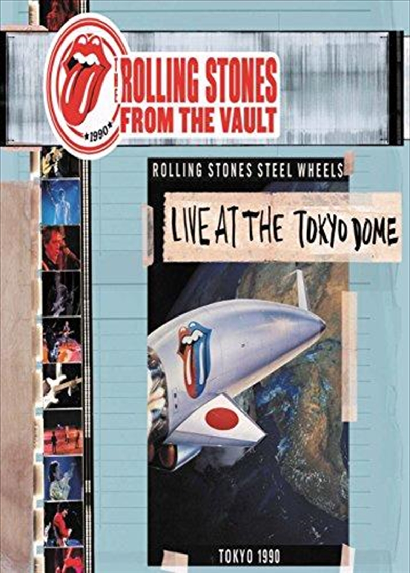 From The Vault Live At The Tokyo Dome 1990 | Blu-ray