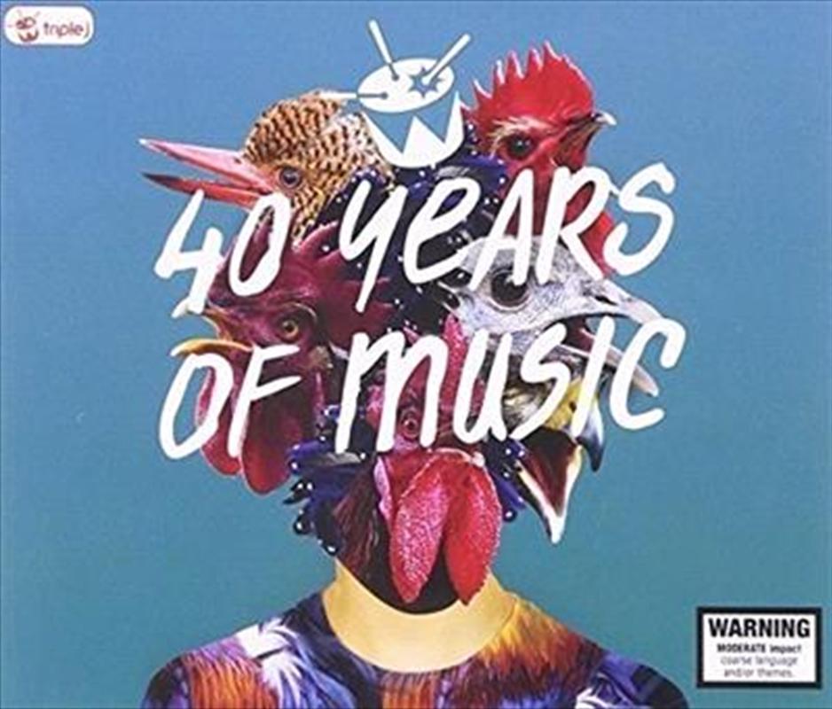 40 Years Of Music (4cd) | CD