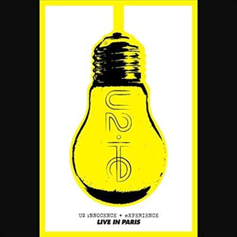 Innocence + Experience Live In Paris | Blu-ray