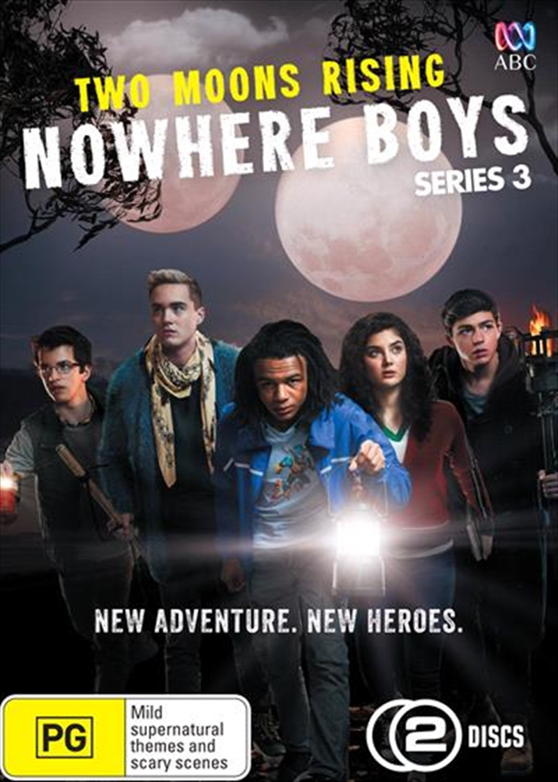 Nowhere Boys - Series 3, The | DVD