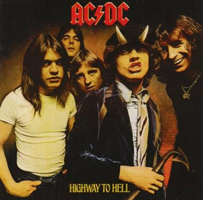 Highway To Hell (re-Issue) | CD