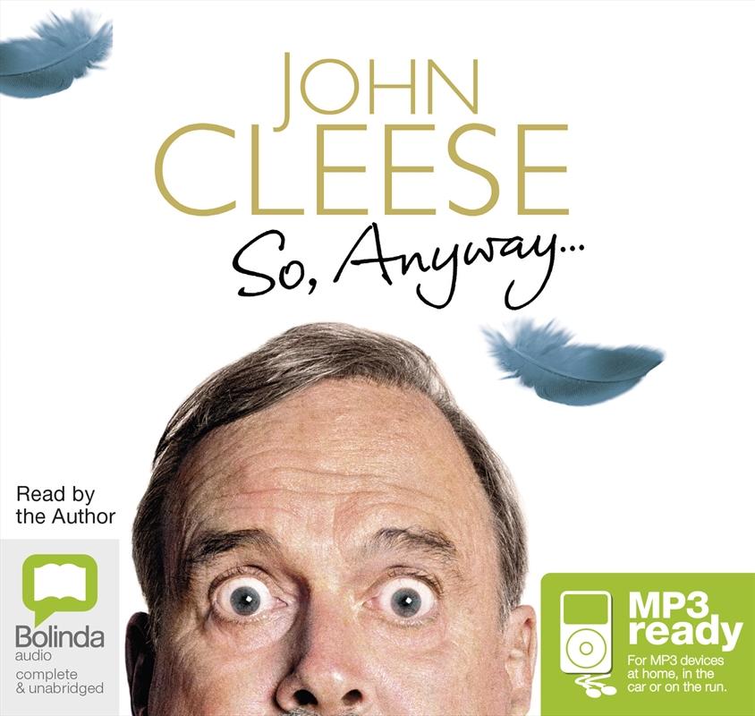 So, Anyway ... | Audio Book