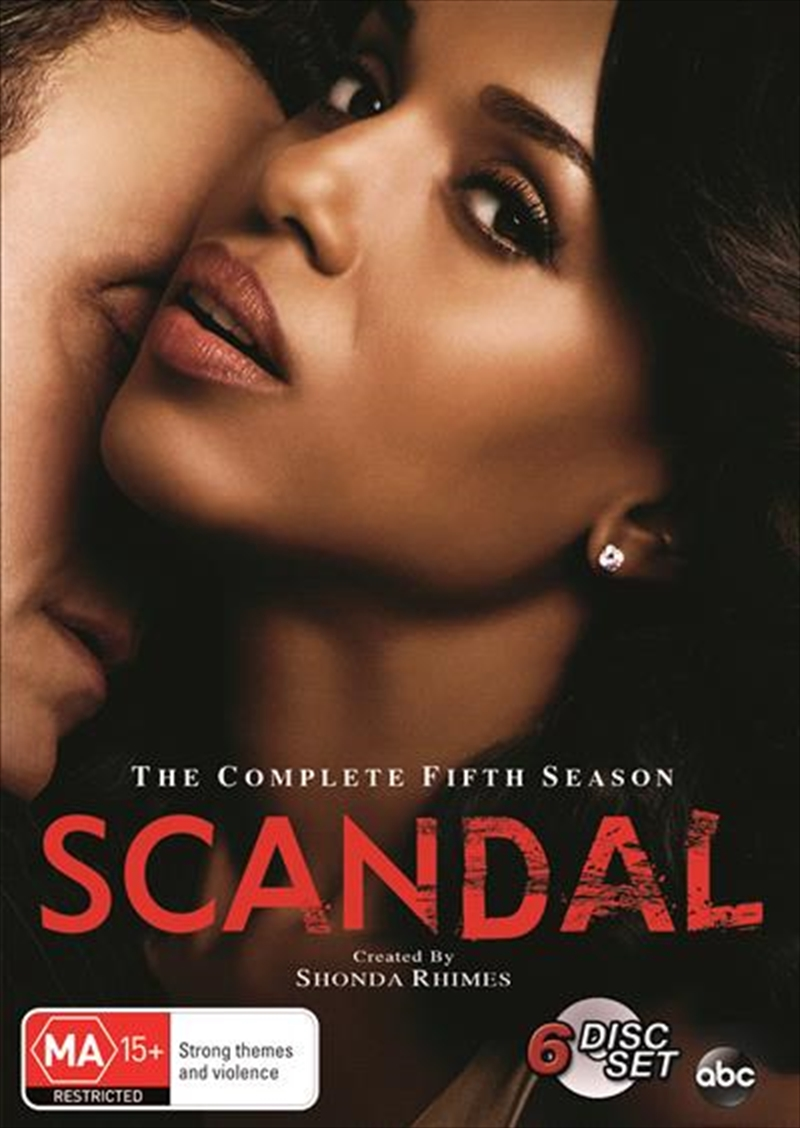 Scandal - Season 5 | DVD
