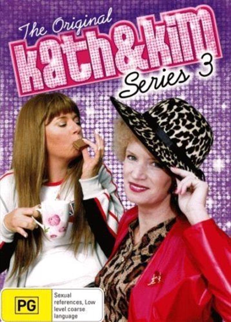 Kath and Kim - Series 03   DVD