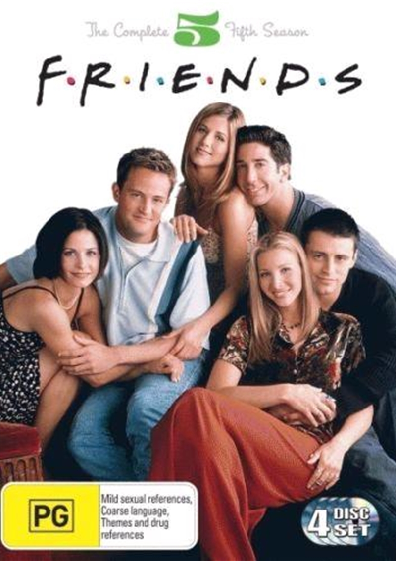 Friends - The Complete Fifth Season | DVD