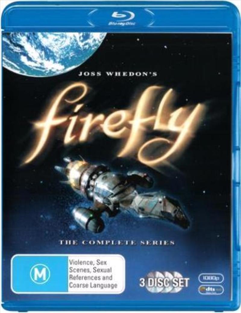Firefly - Season 01 | Blu-ray