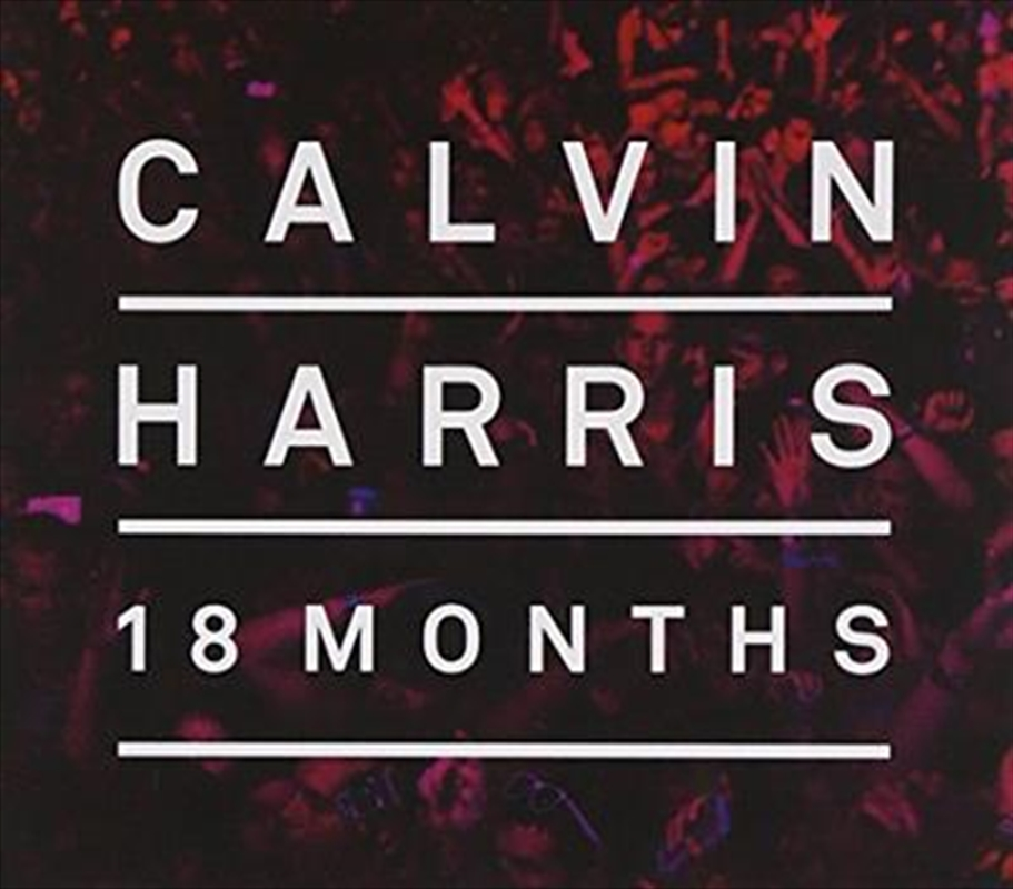 18 Months Deluxe Edition | CD