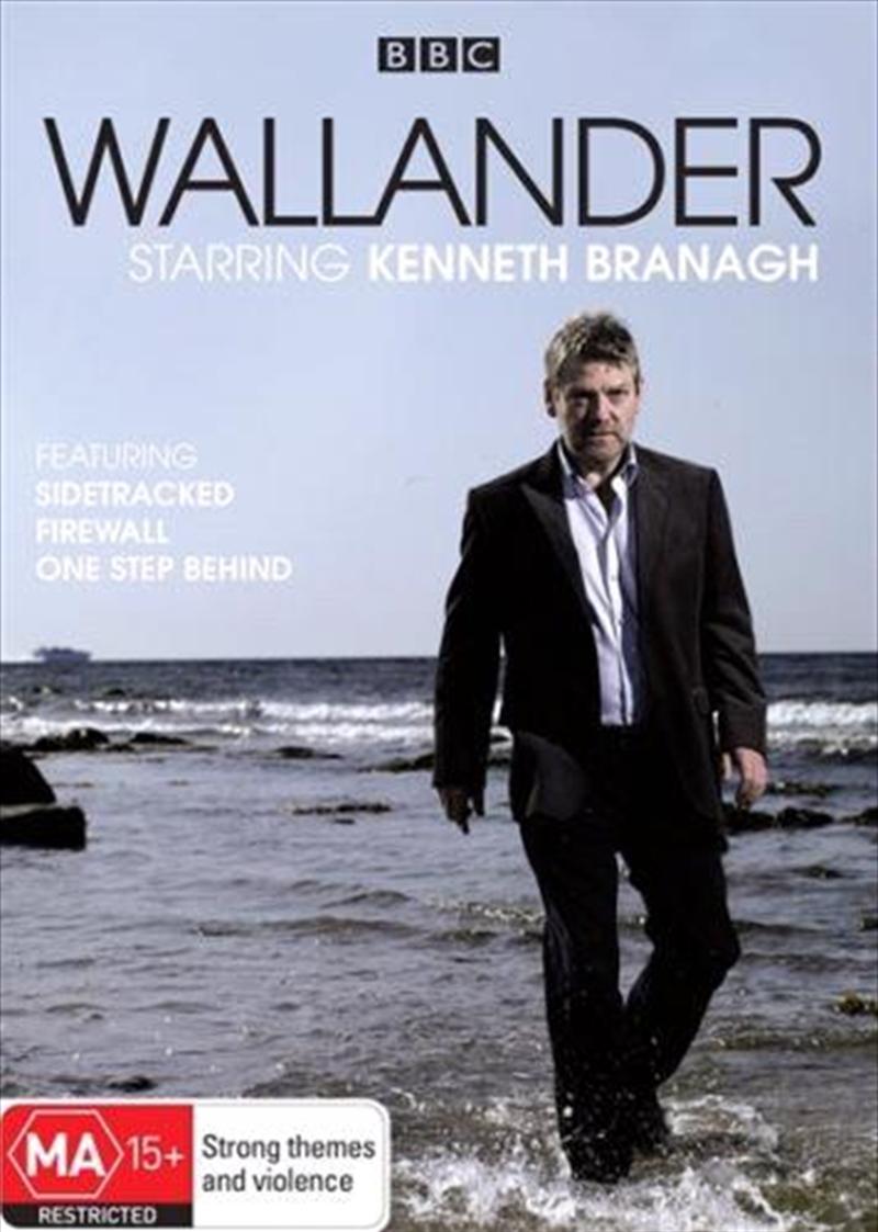Wallander   DVD