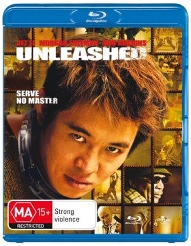 Unleashed | Blu-ray