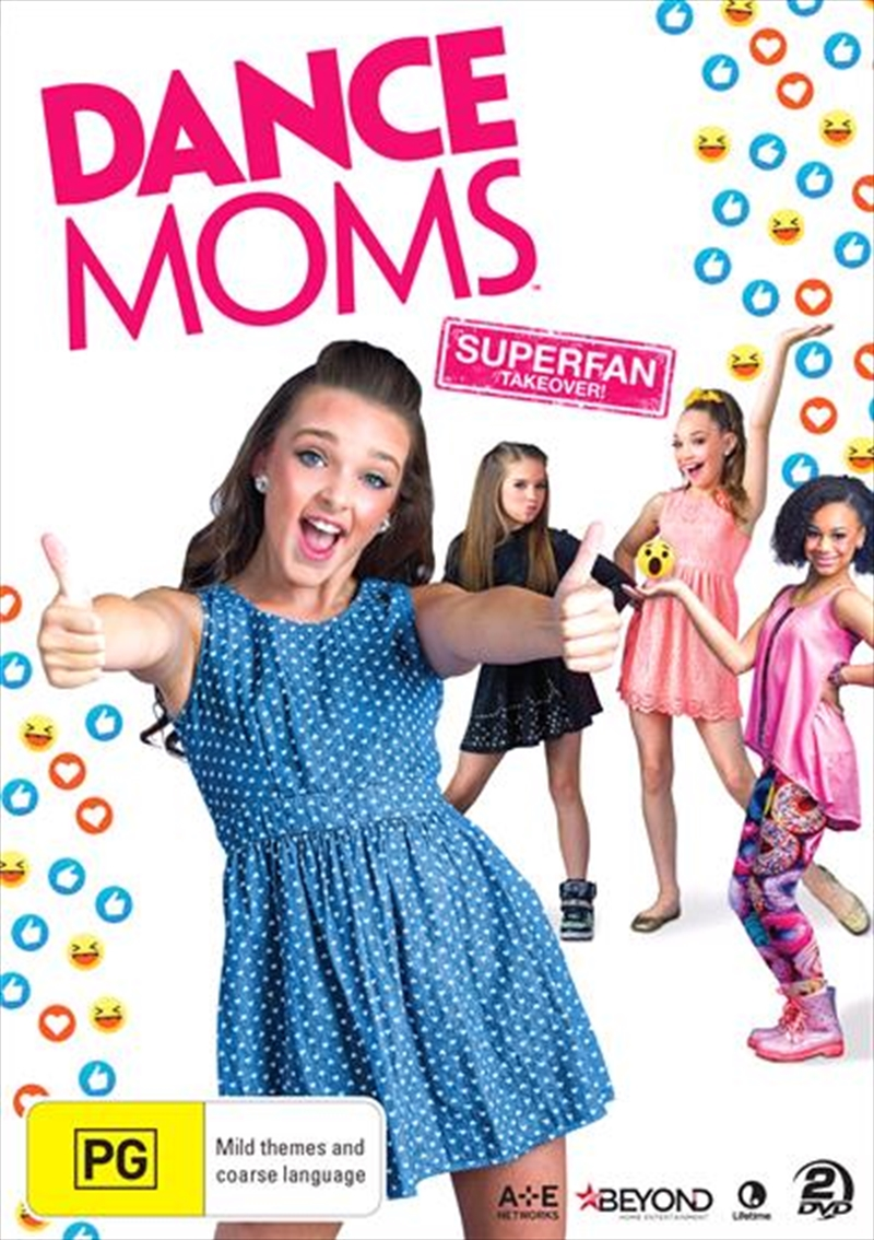 Dance Moms - Superfan Takeover | DVD