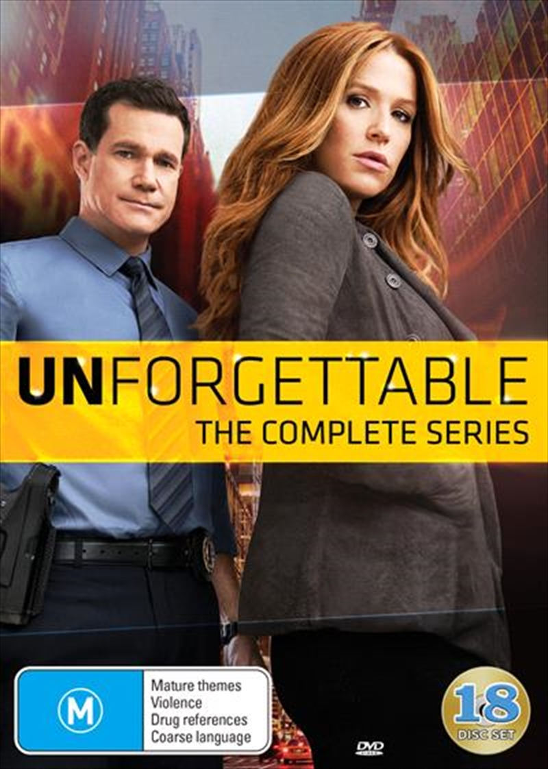 Unforgettable | Series Collection | DVD