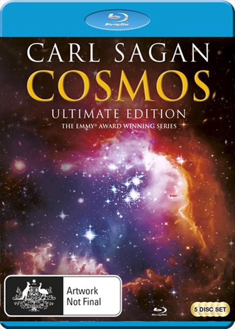 Cosmos - A Personal Voyage - Ultimate Edition - Remastered | Blu-ray