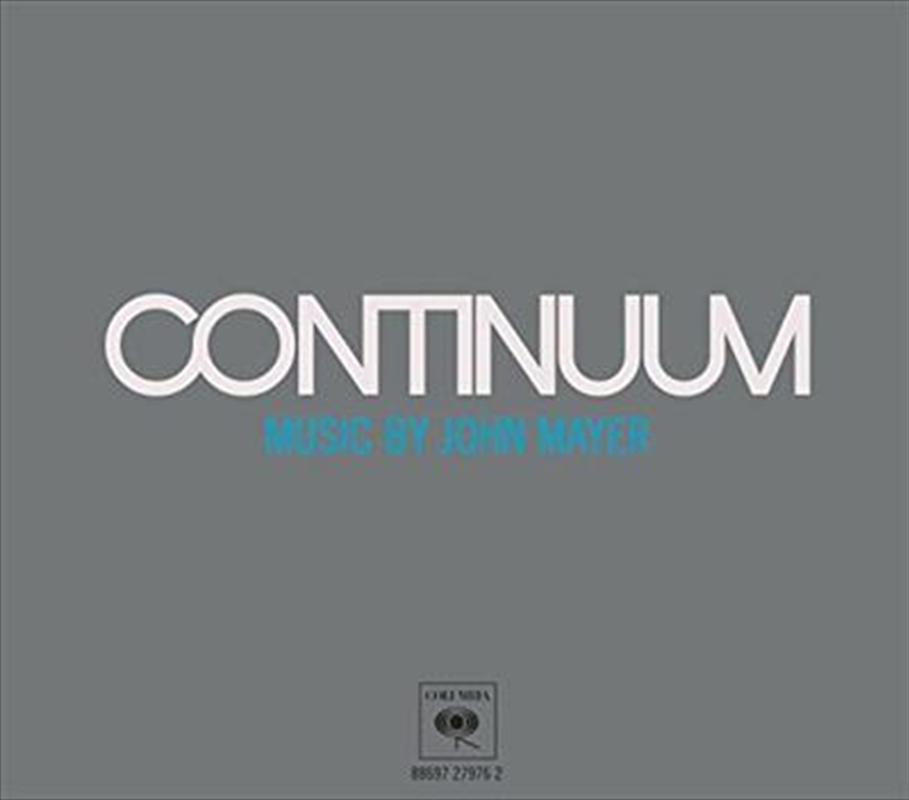 Continuum   CD