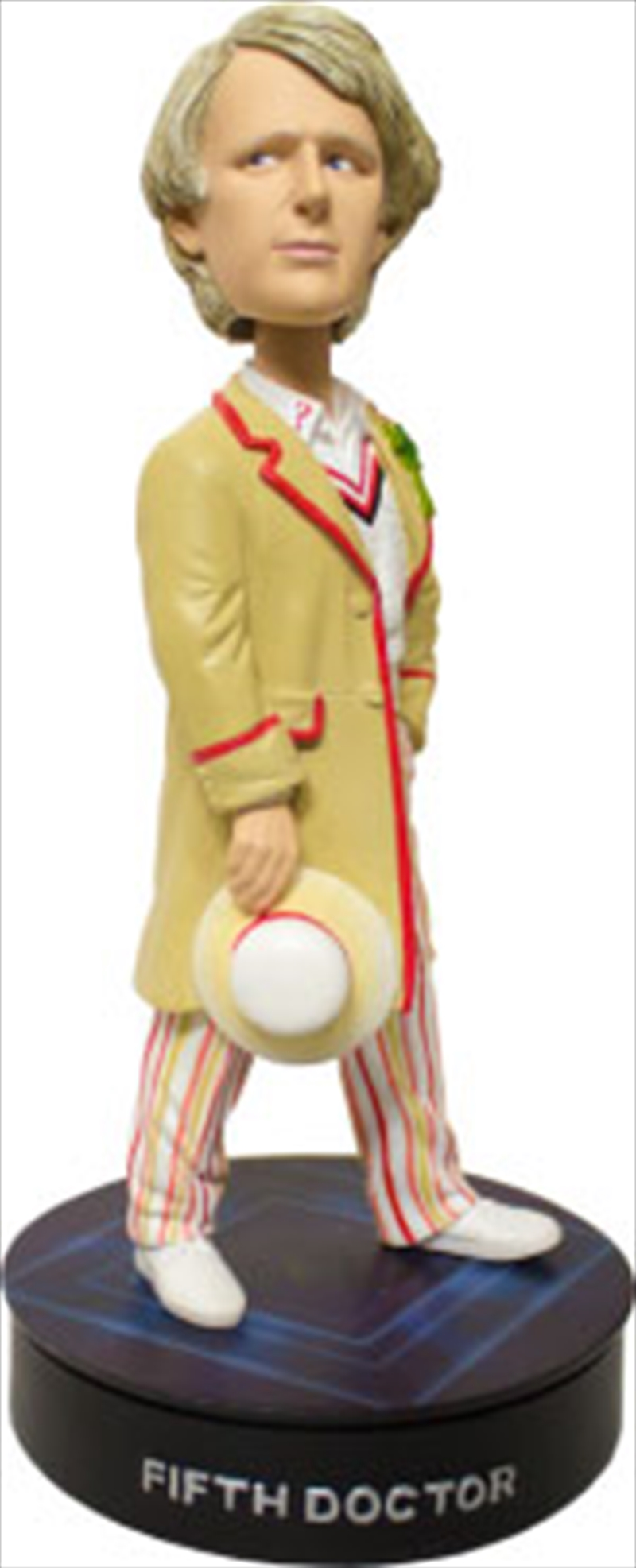 Doctor Who: Fifth Doctor Bobble | Merchandise