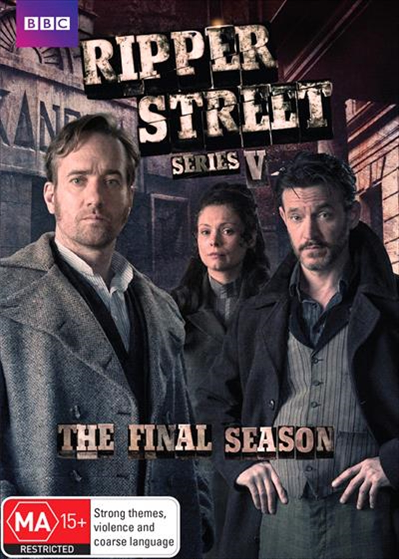 Ripper Street - Series 5 | DVD