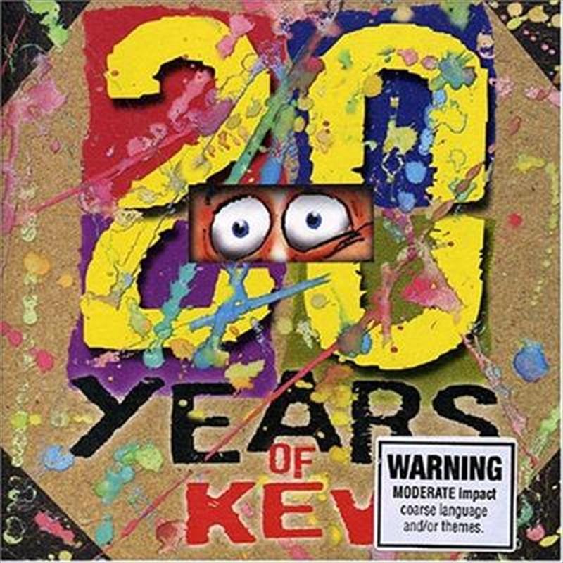 20 Years Of Kev | CD