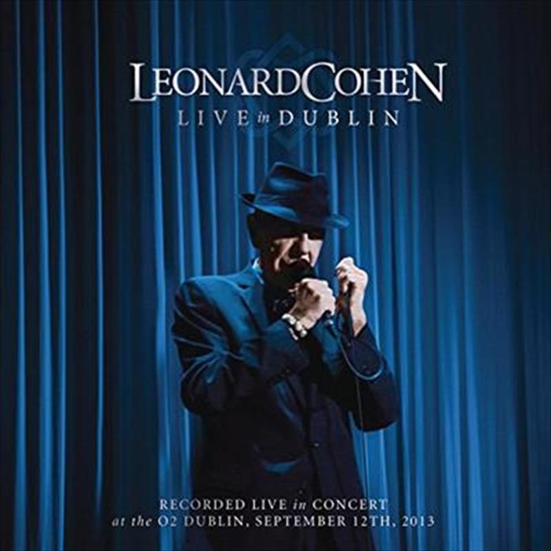 Live In Dublin | CD