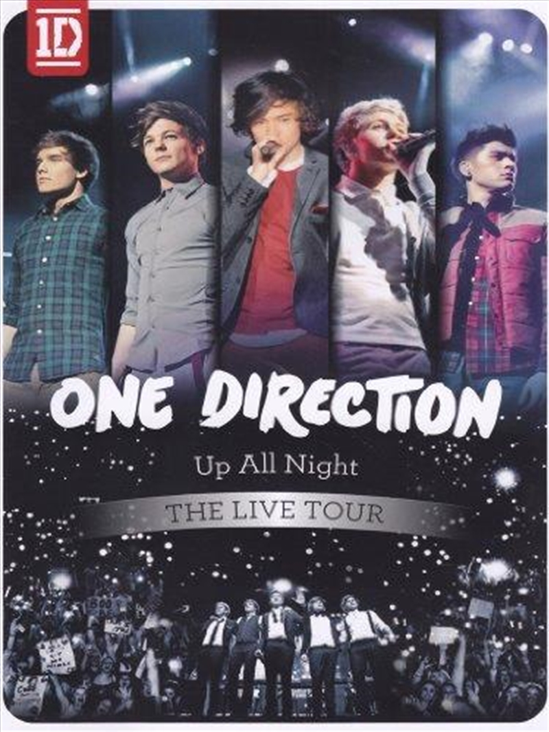 Up All Night - The Live Tour 2012 | DVD