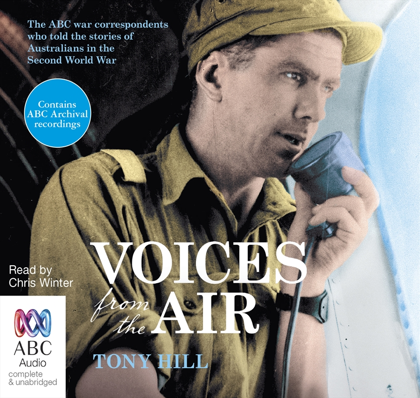 Voices From The Air | Audio Book