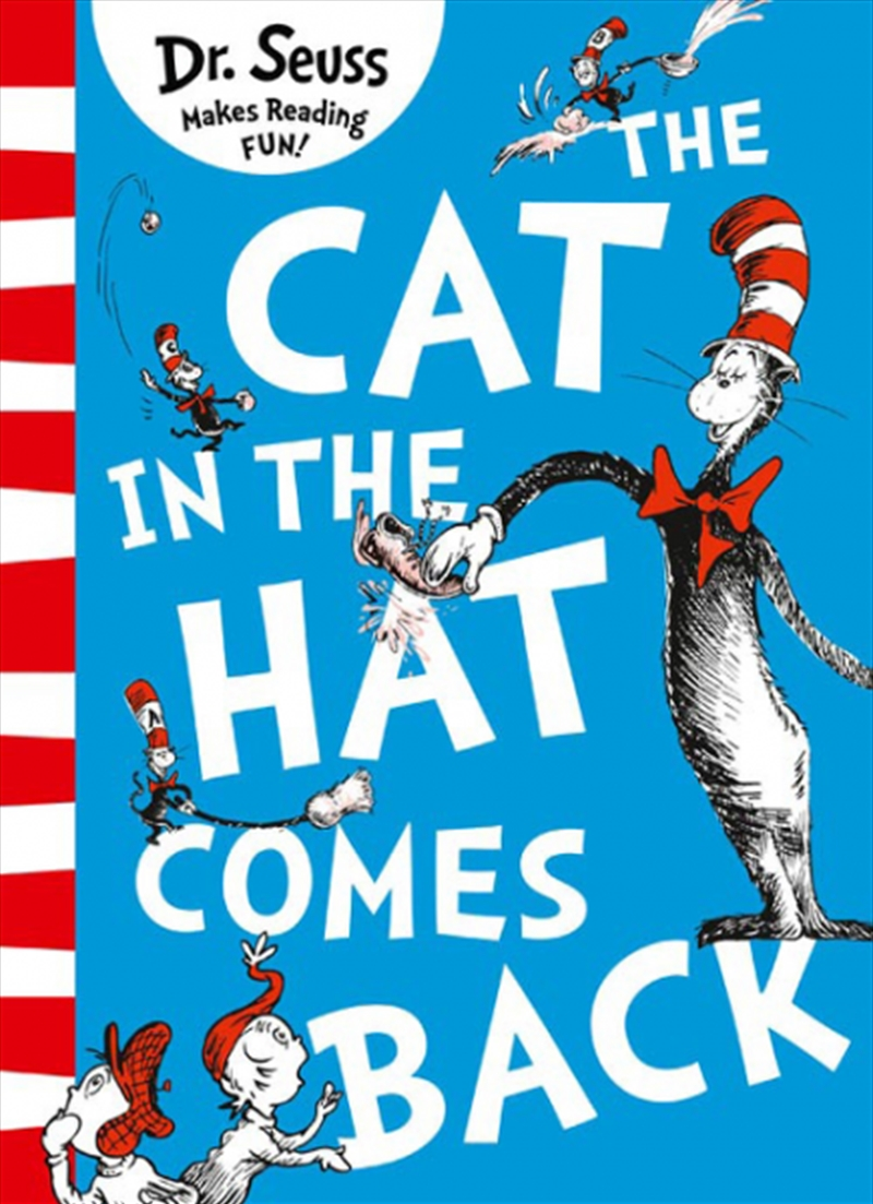 Cat In The Hat Comes Back | Paperback Book