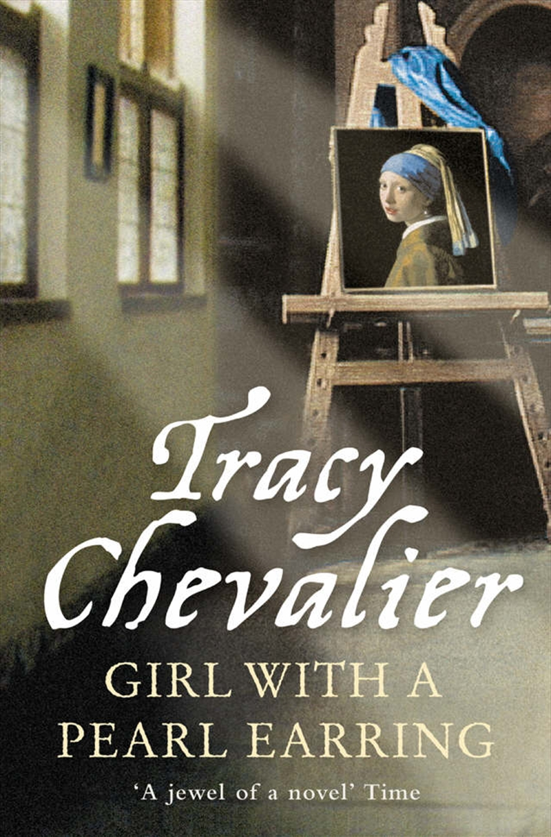 Girl With A Pearl Earring | Paperback Book