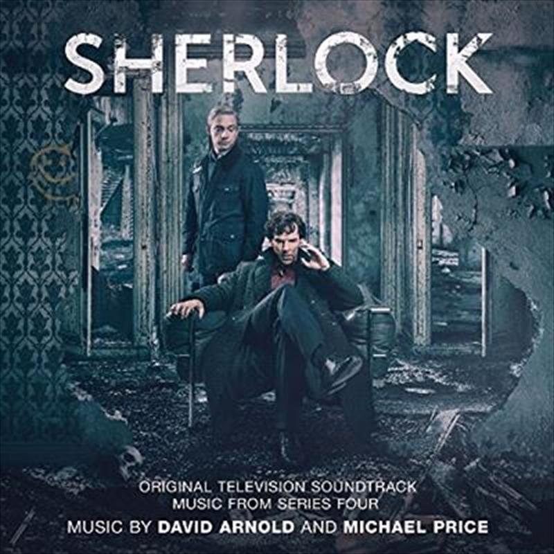 Sherlock 4 | CD