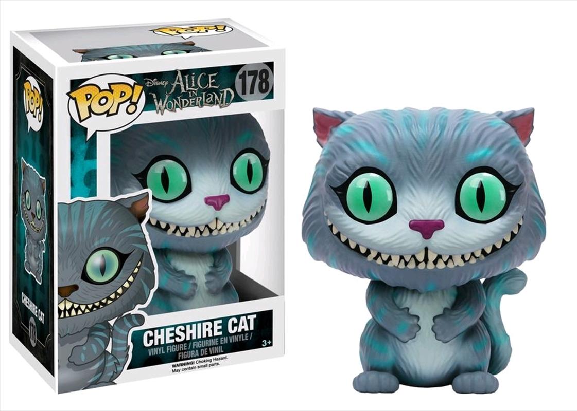 Cheshire Cat | Pop Vinyl