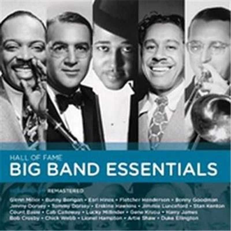 Big Band Essentials | CD