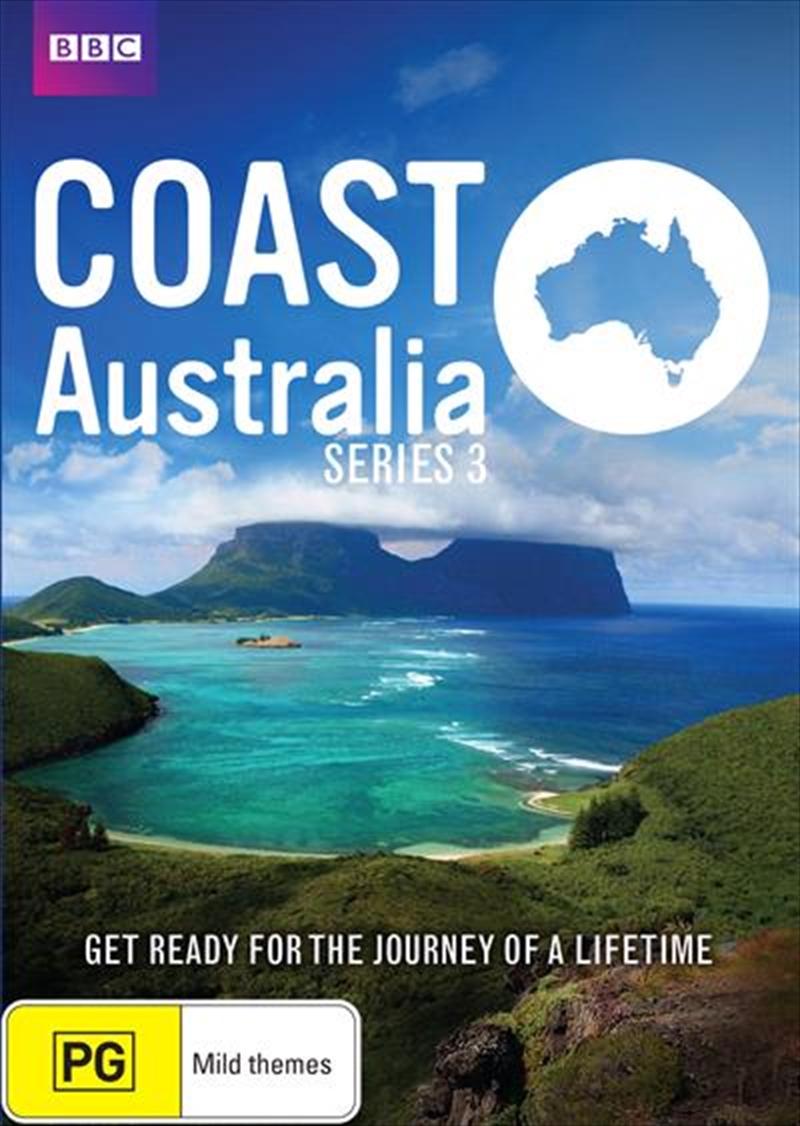 Coast Australia - Series 3 | DVD
