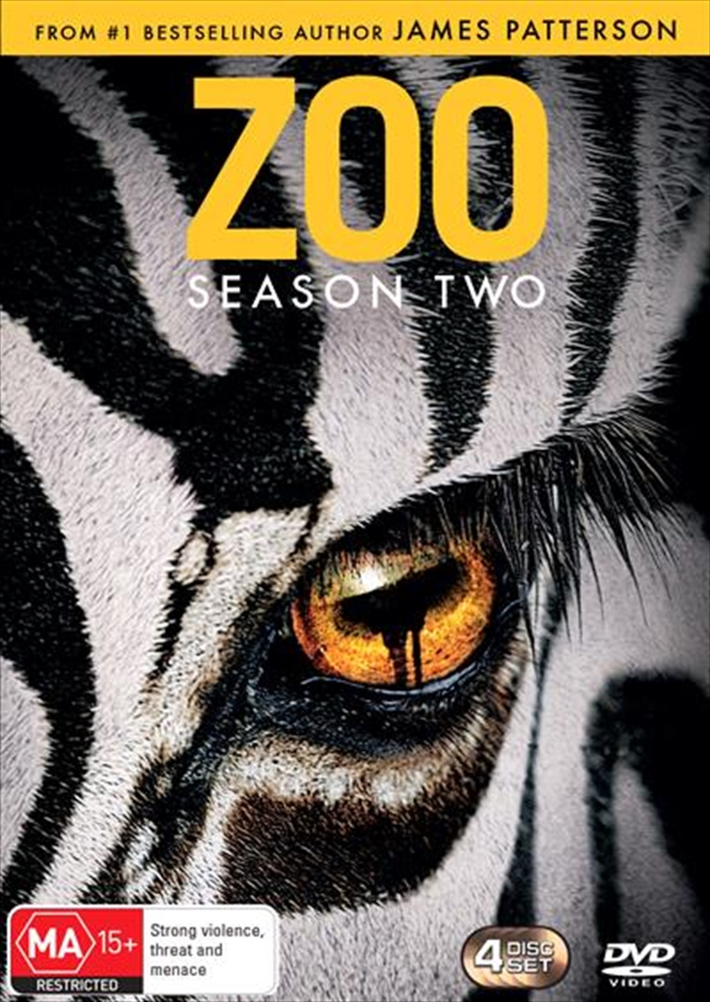 Zoo - Season 2 | DVD