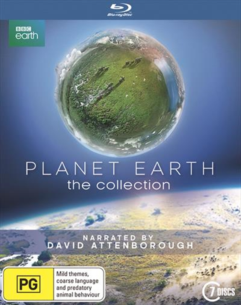 Planet Earth   Collection   Blu-ray