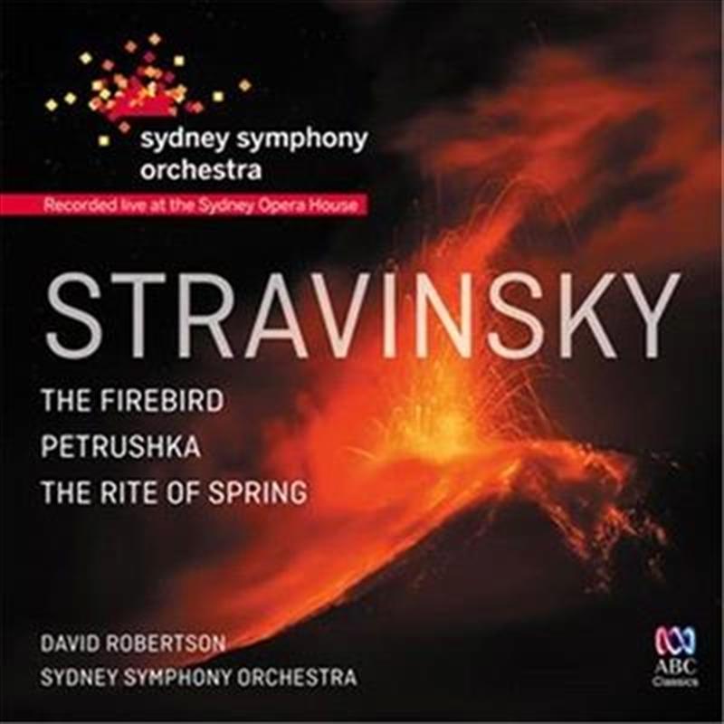 Stravinsky: Firebird/ Petrushka/Rite Of Spring | CD