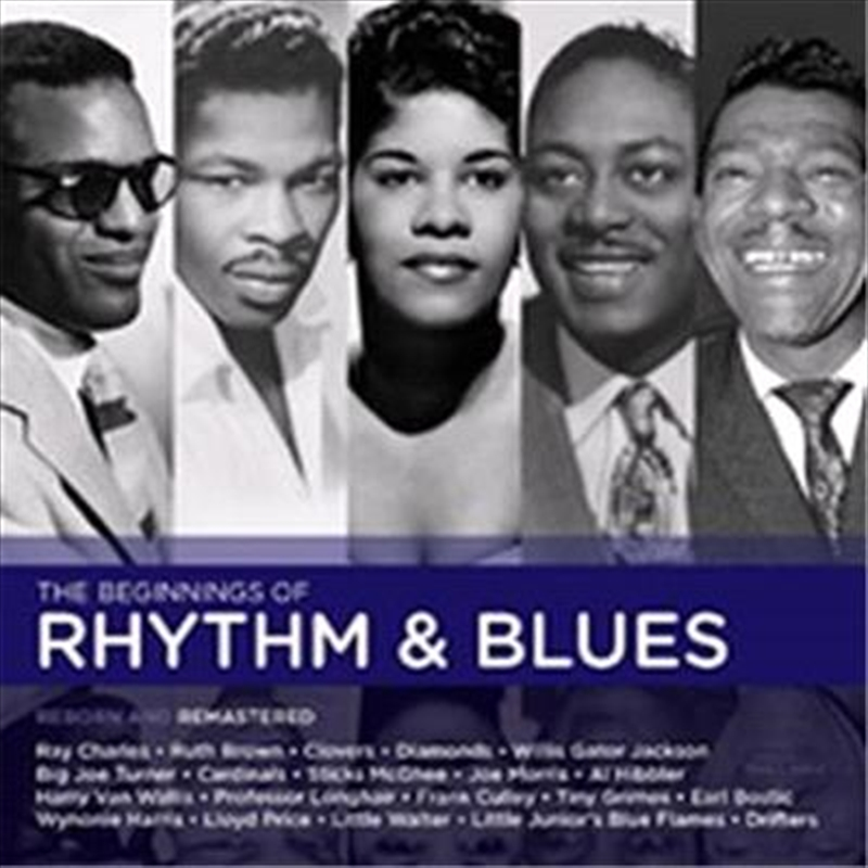 Beginnings Of Rhythm And Blues | CD