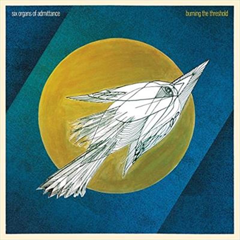 Burning The Threshold | Vinyl