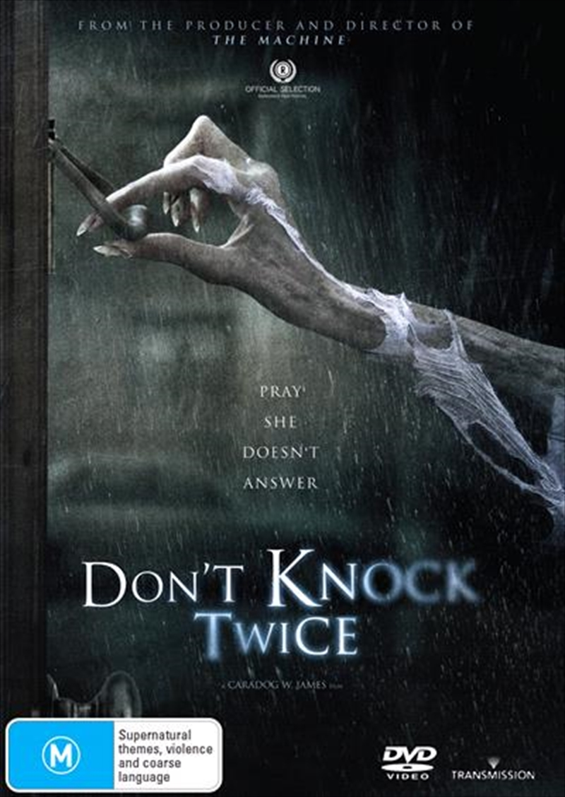 Don't Knock Twice | DVD