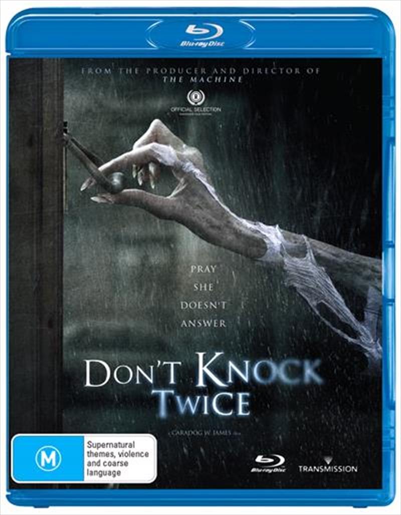 Don't Knock Twice | Blu-ray