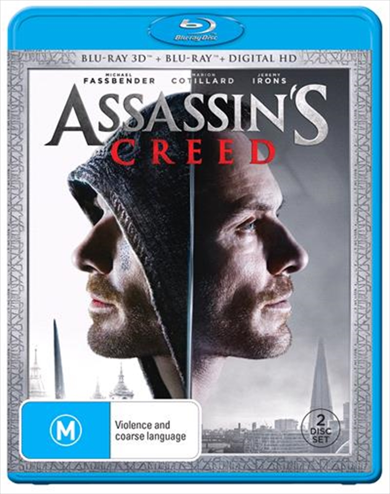 Assassin's Creed | Blu-ray 3D