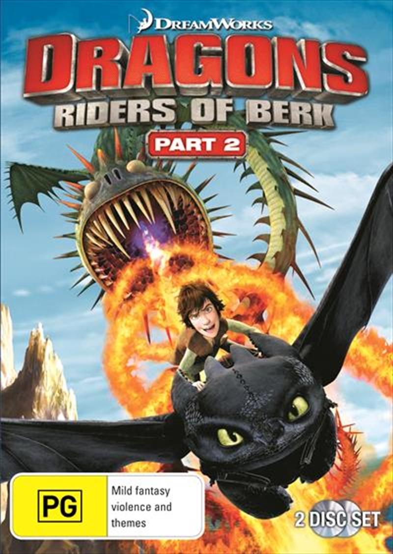 Dragons - Riders Of Berk - Part 2