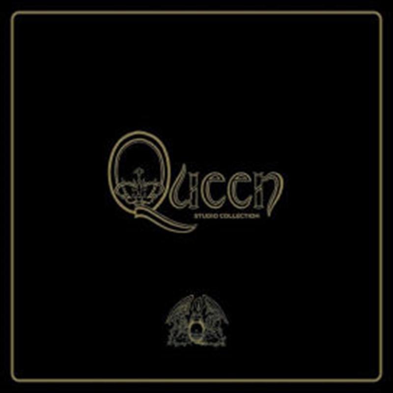 Queen Studio Collection | Vinyl